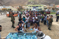 Charity highlights need for relief for St Maarten