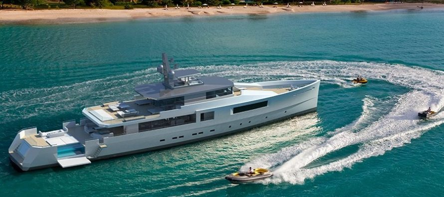 Vitruvius reveals new expedition yacht range