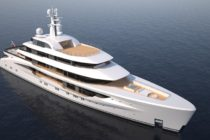 AMELS signs order for 78-metre custom yacht