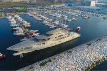 Bilgin launches new 80 metre megayacht hull