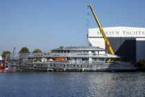 Heesen sells its fifth yacht this year