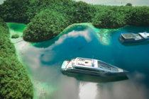 """Rolls-Royce unveils """"green"""" Crystal Blue yacht"""