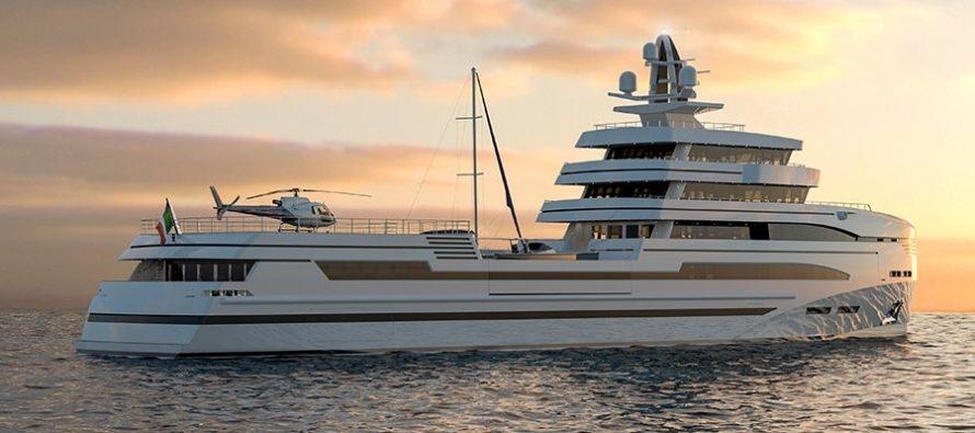 Rosetti Marino enters superyacht market
