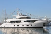 Benetti launches first Delfino 95′