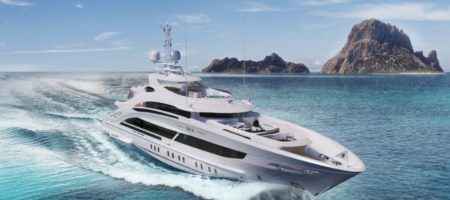 Heesen sells Project Maia