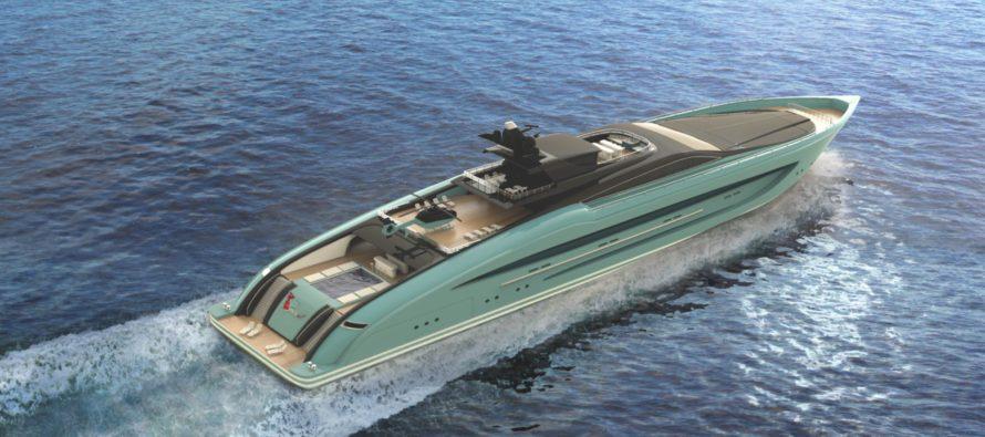 Strand Craft reveals new 93-metre concept