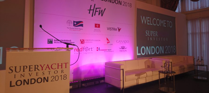 Superyacht Investor 2018 Live