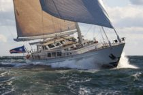 Northrop & Johnson sells 37 metre S/Y Galileo