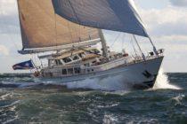 Northrop & Johnson sells 37 metre S/Y Galileo