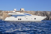 M/Y Sicilia IV Aicon for sale