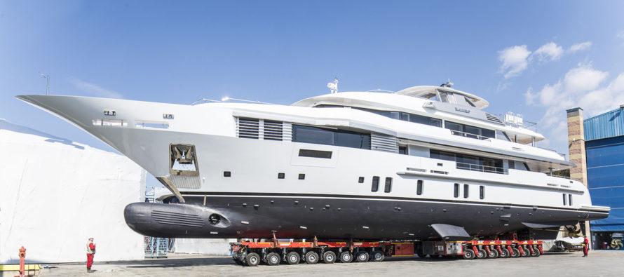 Benetti Launches 49 metre M/Y Elaldrea+