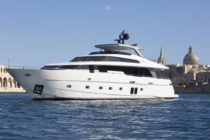 M/Y GB2 San Lorenzo SL94 for sale with West Nautical