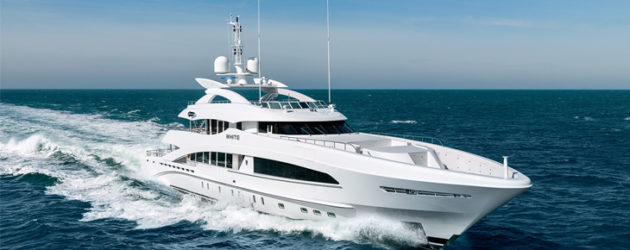 Cybercrime is one the biggest emerging risks facing superyacht owners