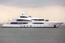 AMELS delivers first hybrid and world's first Tier III superyacht