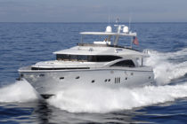 Johnson Yachts announces a new unit of Johnson 80 now under construction