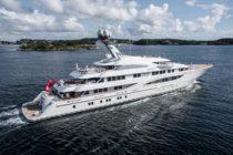 Top 5 biggest superyachts at Fort Lauderdale International Boat Show