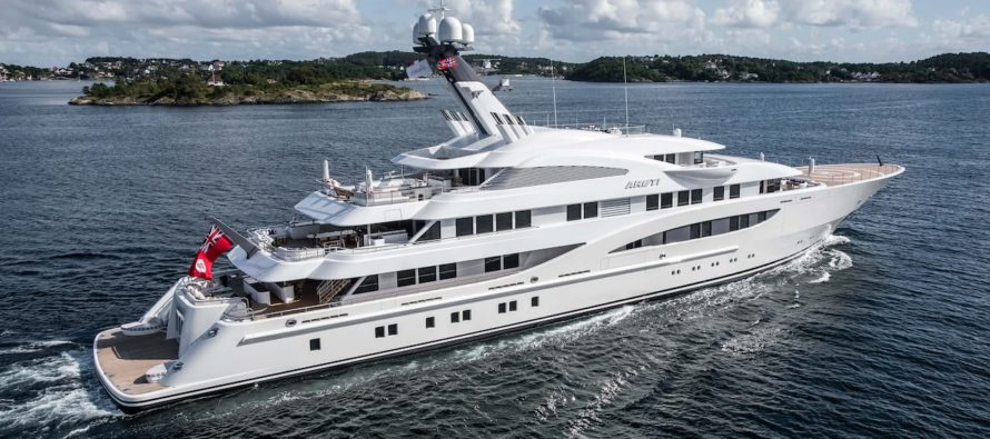 Top 5 biggest superyachts at Fort Lauderdale International Boat Show