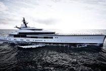 Oceanco delivers project 'Bravo'