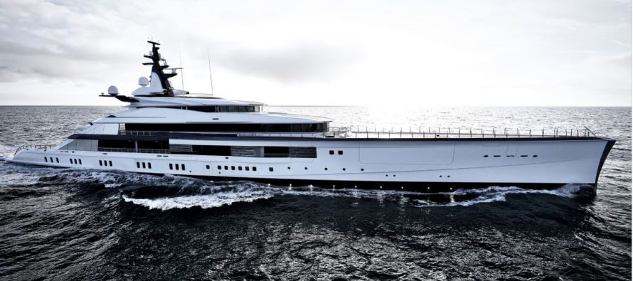 Oceanco delivers project 'Bravo'