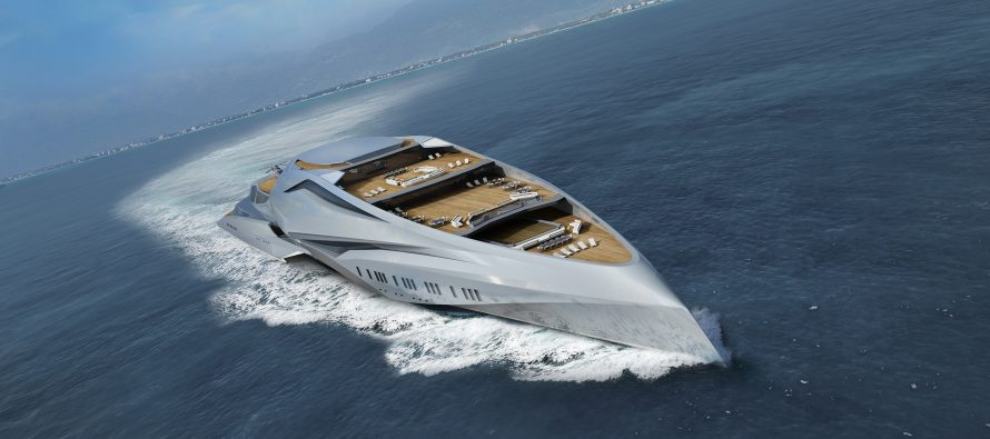 Design For Superyacht Valkyrie Will Give Public A Taste Of The