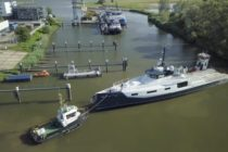New model launched for Damen Yacht Support Range
