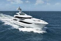 The 56m superyacht Galvas delivered by Heesen