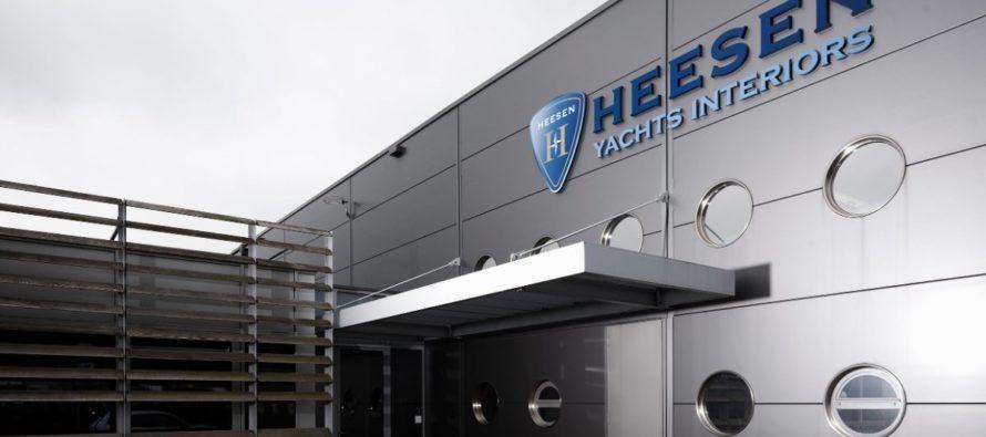 Superyacht builder Heesen expands its interior workshop