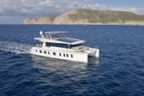 New solar yacht Silent 55 is to debut at Cannes Yachting Festival