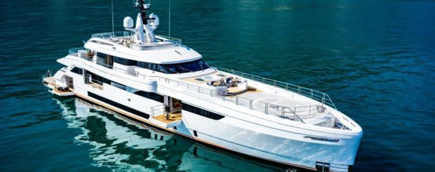 OPINION: Green to become the preferred colour of superyacht designs