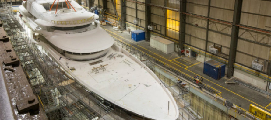 Construction of AMELS 272 underway