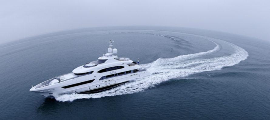 Heesen Yachts delivers Asya