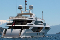 Benetti delivers Vica to owner