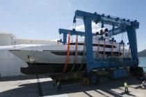 New Baglietto 46m launched
