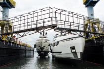 Columbus Yachts launches two superyachts