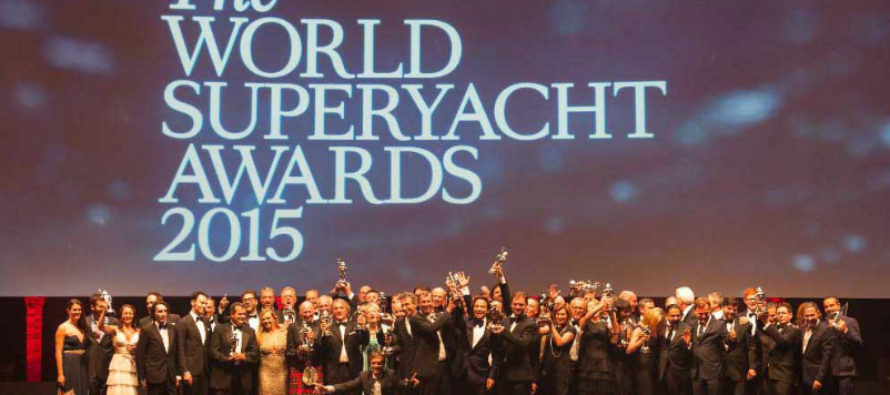 Heesen yachts awarded at The World SuperYacht Awards 2015