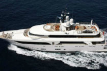 Burgess sells CRN superyacht Kate