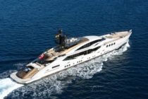 Palmer Johnson's second 64 metre project