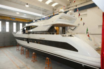 Cerri Cantieri Navali launches new 102′ Flyingsport Sealook