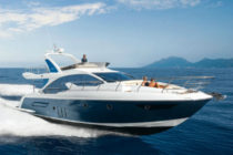 Azimut 50 Flybridge success at European Power Boat of the Year 2015