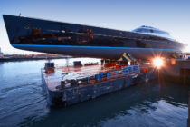 Vitters and Oceanco launch Project 85