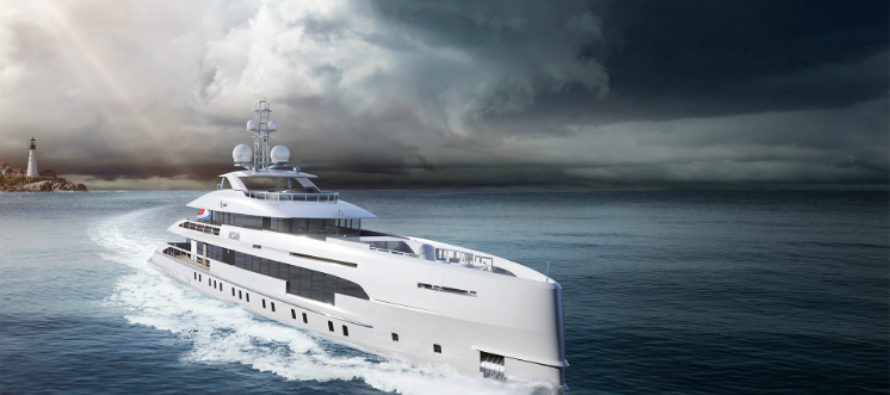 Superyacht Delivery Tracker 2017