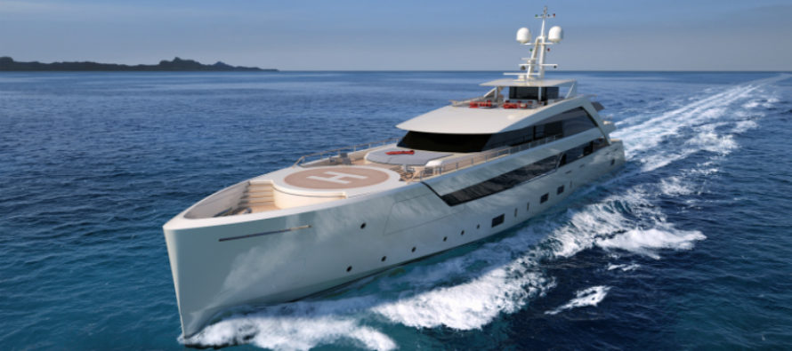 SF60: the latest project from Mondomarine