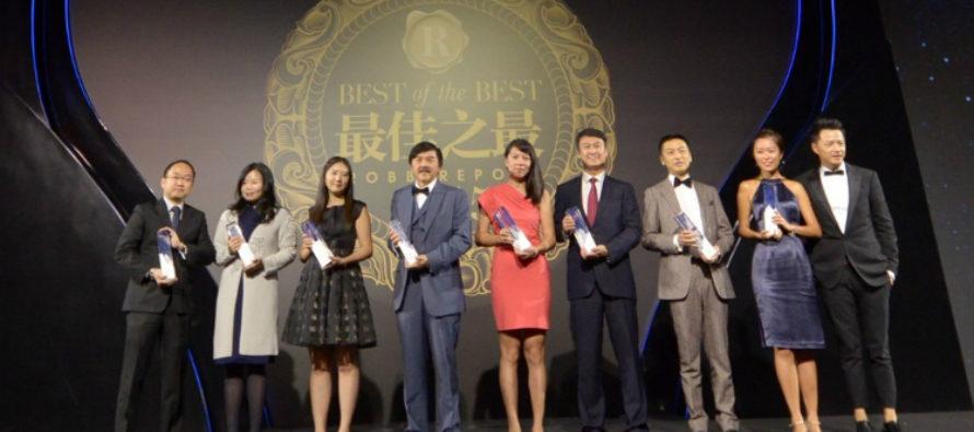 Ferretti awarded at Best of Best Gala