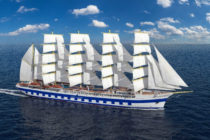 Brodosplit building largest sailing yacht in the world
