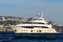 Princess 40M wins Best Worldwide Semi Custom Built Yacht