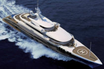 Sunrise Yachts builds its largest ever project