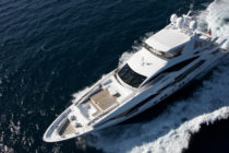 Benetti leads superyacht sales in Americas