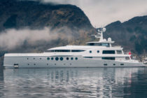 First yacht sold for Burgess Asia