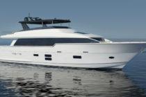 Hatteras presents 28m model