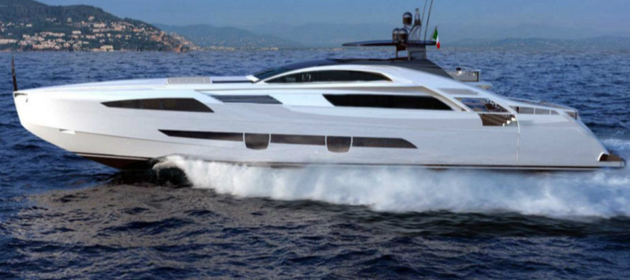 Pershing 140: the new flagship